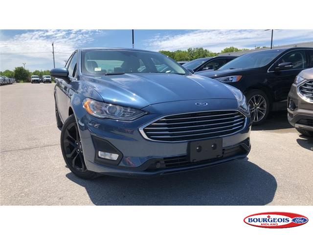 2019 Ford Fusion SE (Stk: 019FU3) in Midland - Image 1 of 17