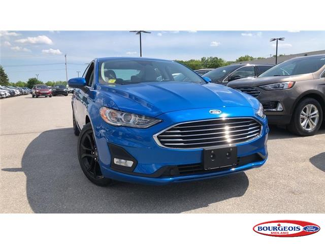 2019 Ford Fusion SE (Stk: 019FU2) in Midland - Image 1 of 17