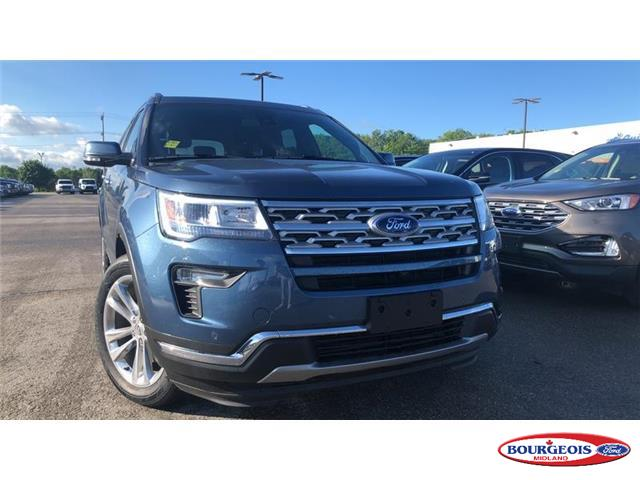 2019 Ford Explorer Limited (Stk: 19T147) in Midland - Image 1 of 21