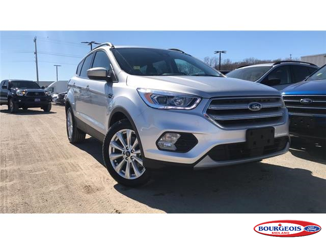 2019 Ford Escape SEL (Stk: 19T368) in Midland - Image 1 of 18