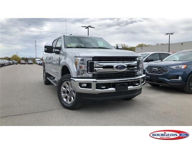 2019 Ford F-250 XLT (Stk: 19T618) in Midland - Image 1 of 17
