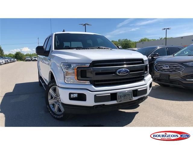2019 Ford F-150 XLT (Stk: 19T519) in Midland - Image 1 of 19
