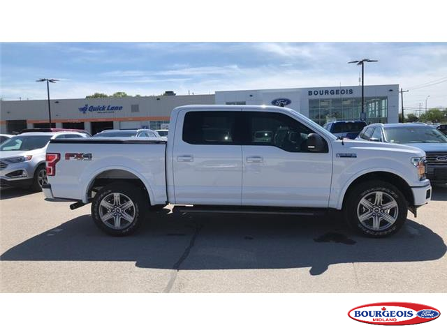 2019 Ford F-150 XLT (Stk: 19T519) in Midland - Image 2 of 19