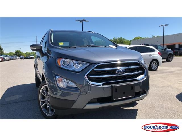2019 Ford EcoSport Titanium (Stk: 19T747) in Midland - Image 1 of 19
