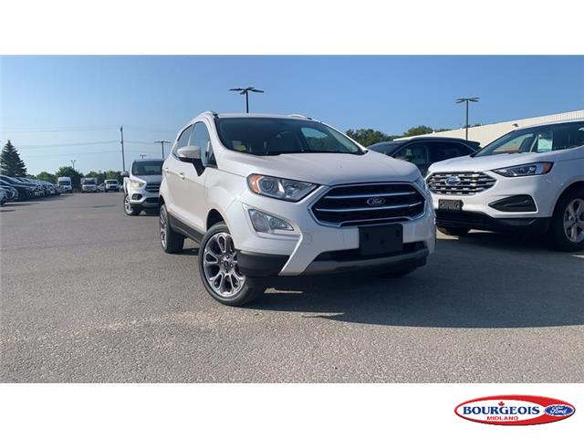 2019 Ford EcoSport Titanium (Stk: 19T913) in Midland - Image 1 of 17