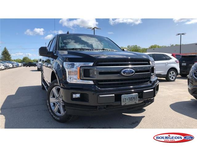 2019 Ford F-150 XLT (Stk: 19T657) in Midland - Image 1 of 20