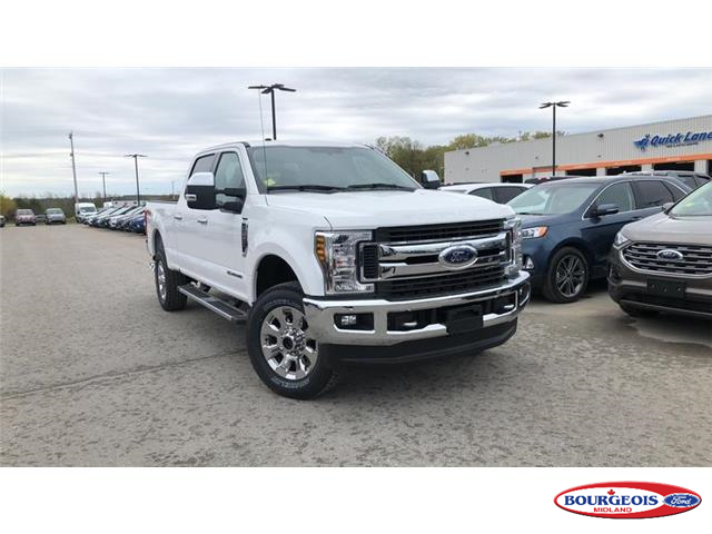 2019 Ford F-250 XLT (Stk: 19T582) in Midland - Image 1 of 21