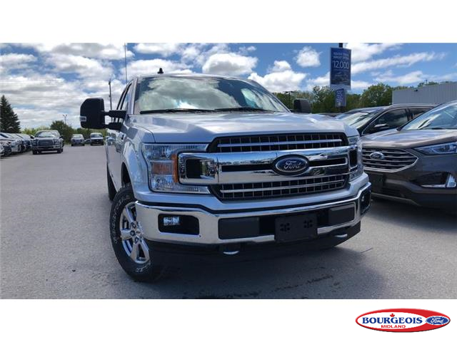 2019 Ford F-150 XLT (Stk: 19T628) in Midland - Image 1 of 20