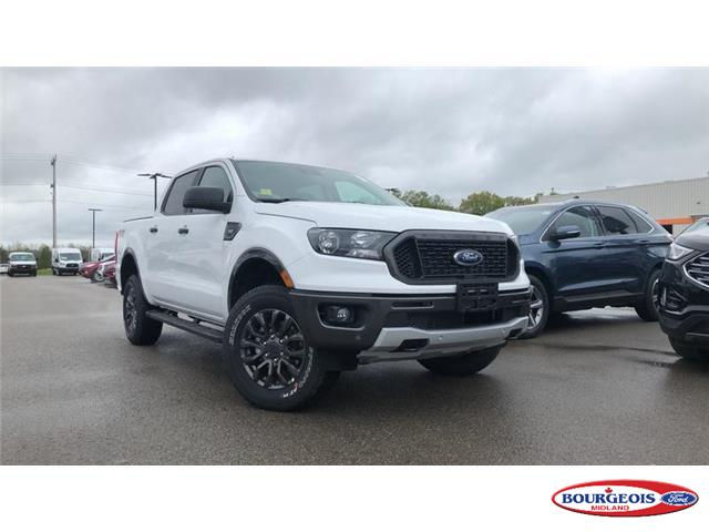 2019 Ford Ranger XLT (Stk: 19RT15) in Midland - Image 1 of 15