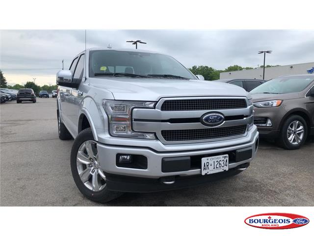 2019 Ford F-150 Platinum (Stk: 19T718) in Midland - Image 1 of 29