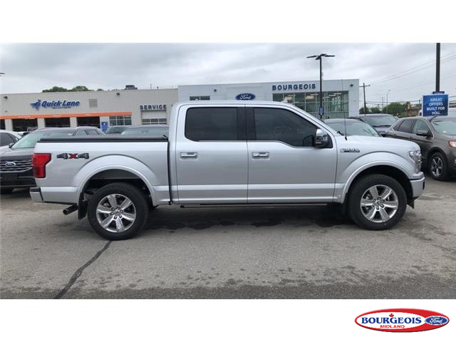 2019 Ford F-150 Platinum (Stk: 19T718) in Midland - Image 2 of 29