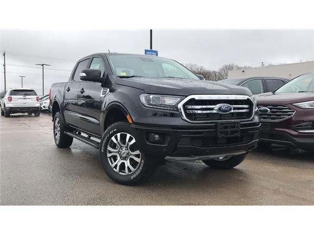 2019 Ford Ranger Lariat (Stk: 19RT10) in Midland - Image 1 of 21