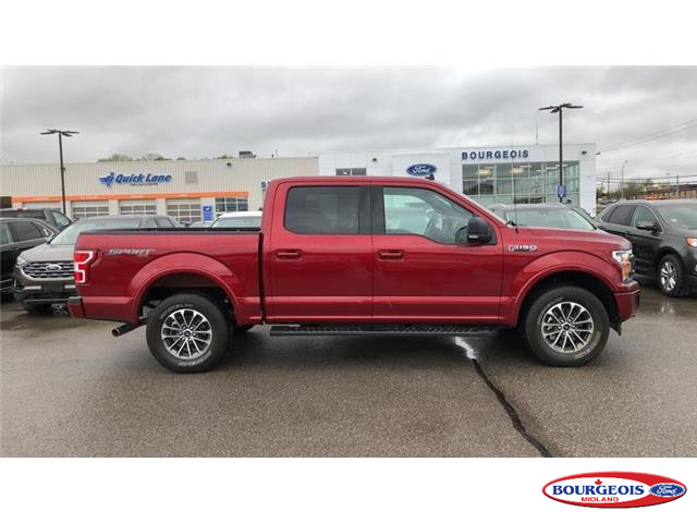 2019 Ford F-150 XLT (Stk: 19T495) in Midland - Image 2 of 23