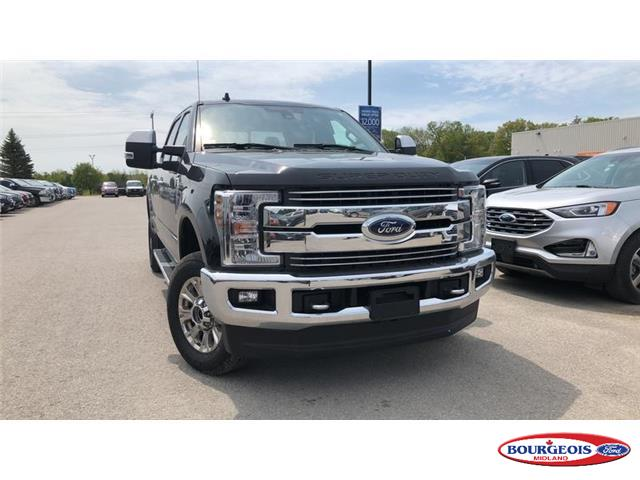 2019 Ford F-250 Lariat (Stk: 19T656) in Midland - Image 1 of 26