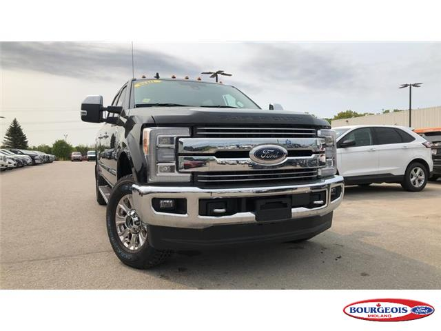 2019 Ford F-250 Lariat (Stk: 19T694) in Midland - Image 1 of 27