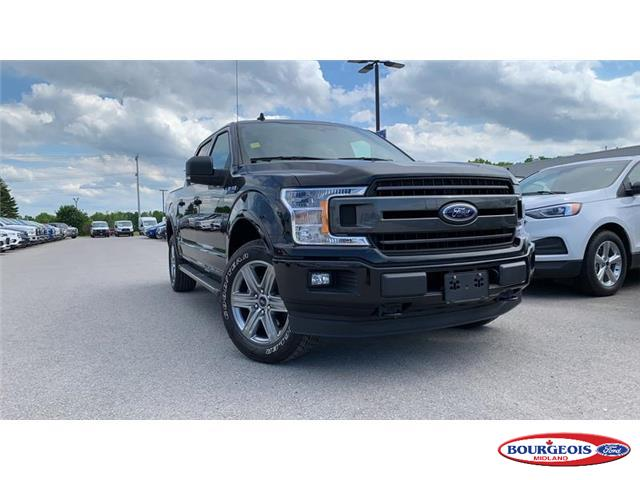 2019 Ford F-150 XLT (Stk: 19T737) in Midland - Image 1 of 17