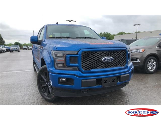 2019 Ford F-150 Lariat (Stk: 19T771) in Midland - Image 1 of 30