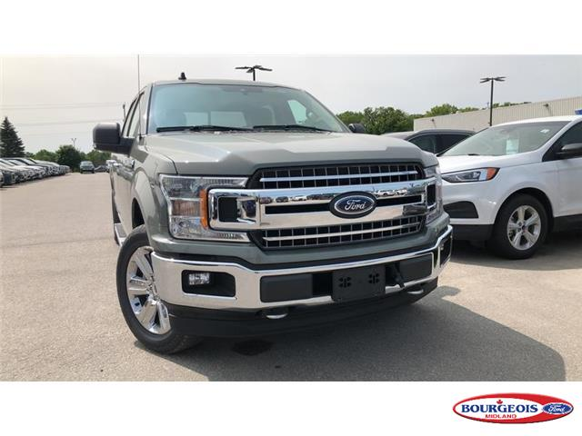 2019 Ford F-150 XLT (Stk: 19T817) in Midland - Image 1 of 20