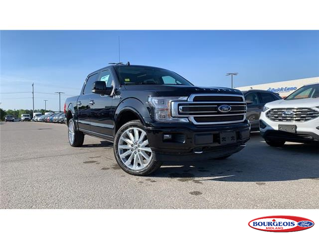 2019 Ford F-150 Limited (Stk: 19T863) in Midland - Image 1 of 22