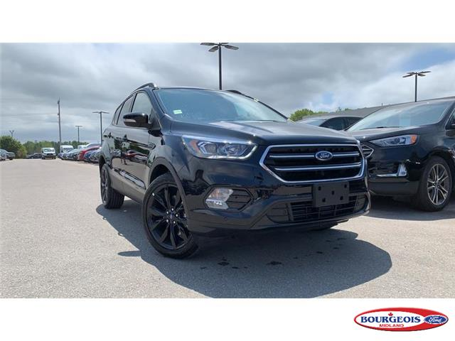 2019 Ford Escape Titanium (Stk: 19T876) in Midland - Image 1 of 18
