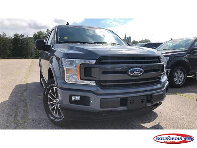 2019 Ford F-150 XLT (Stk: 19T885) in Midland - Image 1 of 18