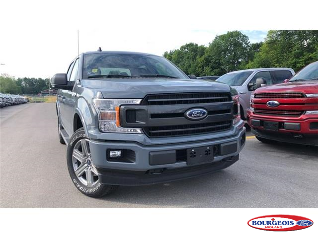 2019 Ford F-150 XLT (Stk: 19T919) in Midland - Image 1 of 21