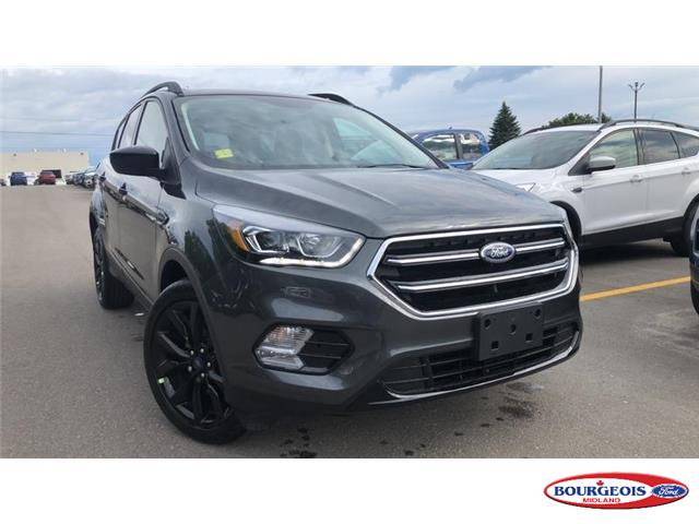 2019 Ford Escape SE (Stk: 19T924) in Midland - Image 1 of 18