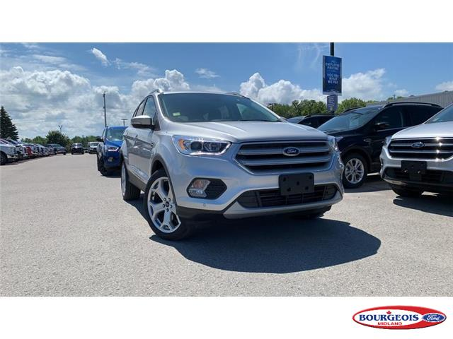 2019 Ford Escape Titanium (Stk: 19T923) in Midland - Image 1 of 16