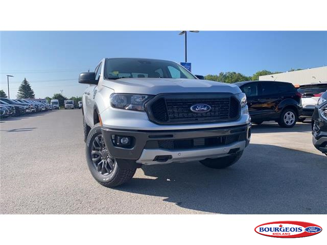 2019 Ford Ranger XLT (Stk: 19RT25) in Midland - Image 1 of 18