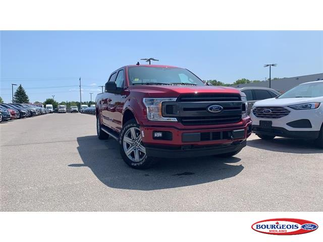 2019 Ford F-150 XLT (Stk: 19T955) in Midland - Image 1 of 18