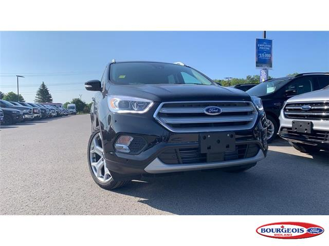 2019 Ford Escape Titanium (Stk: 19T951) in Midland - Image 1 of 19