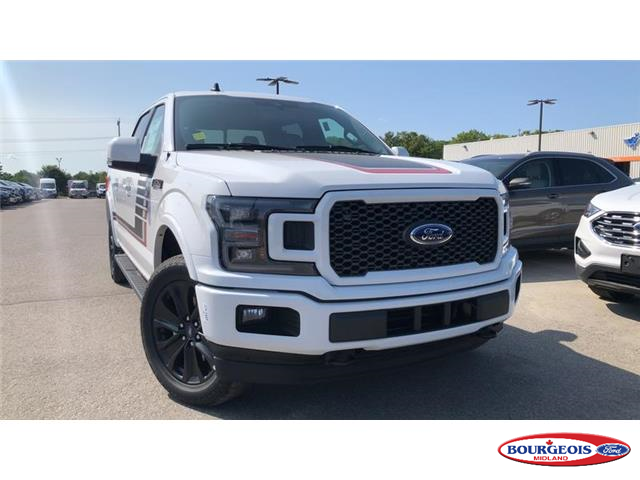 2019 Ford F-150 Lariat (Stk: 19T959) in Midland - Image 1 of 28