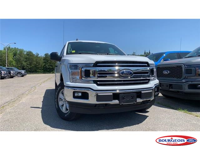 2019 Ford F-150 XLT (Stk: 19T982) in Midland - Image 1 of 16
