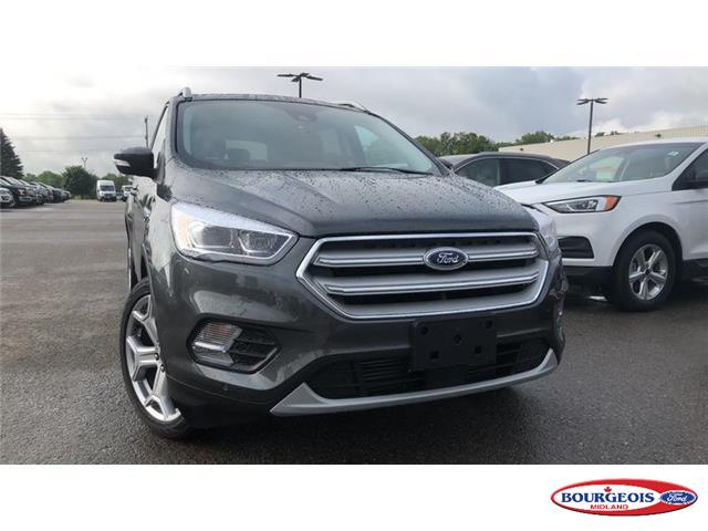 2019 Ford Escape Titanium (Stk: 19T968) in Midland - Image 1 of 21