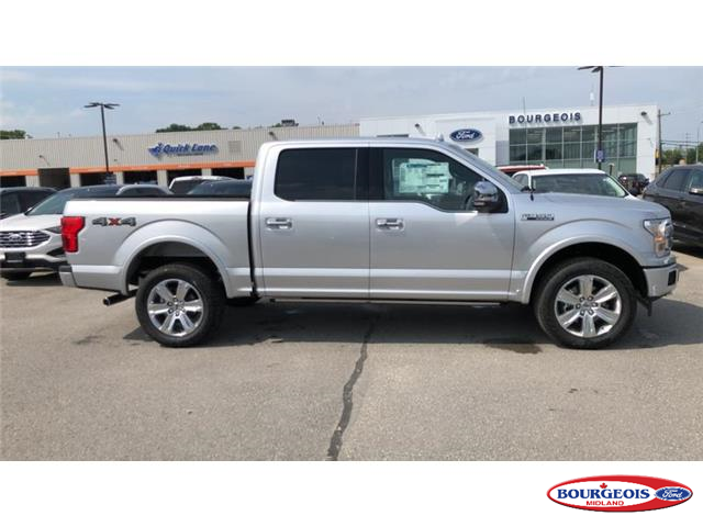 2019 Ford F-150 Platinum (Stk: 19T991) in Midland - Image 2 of 29