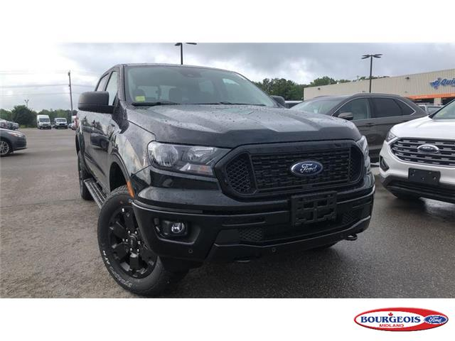 2019 Ford Ranger XLT (Stk: 19RT27) in Midland - Image 1 of 20