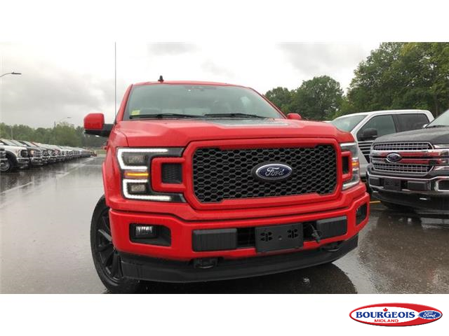 2019 Ford F-150 Lariat (Stk: 19T1001) in Midland - Image 1 of 23