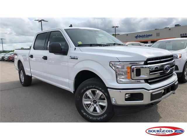 2019 Ford F-150 XLT (Stk: 19T1004) in Midland - Image 1 of 14