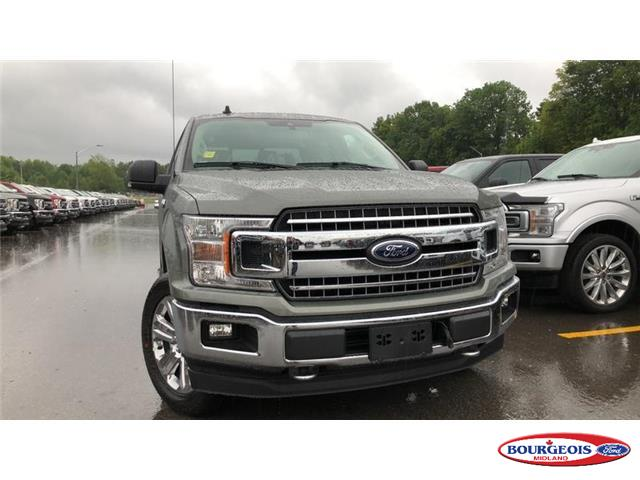 2019 Ford F-150 XLT (Stk: 19T1022) in Midland - Image 1 of 16