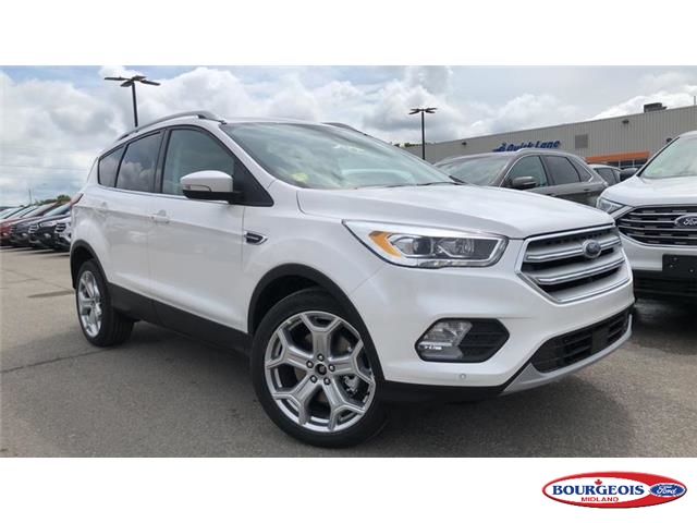 2019 Ford Escape Titanium (Stk: 19T1030) in Midland - Image 1 of 20