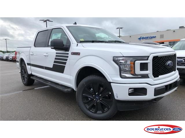 2019 Ford F-150 XLT (Stk: 19T1026) in Midland - Image 1 of 21