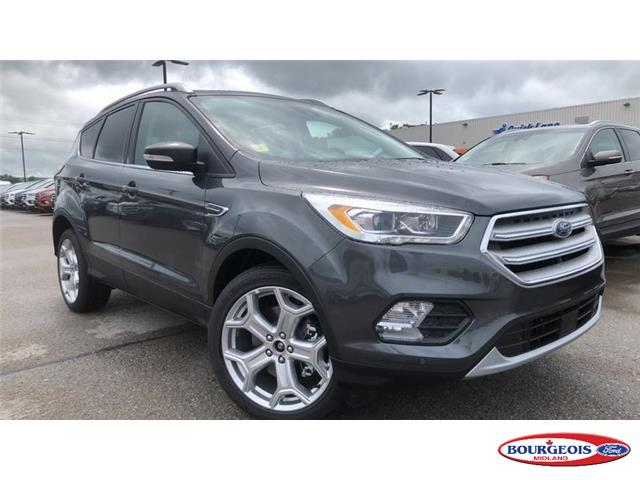 2019 Ford Escape Titanium (Stk: 19T1029) in Midland - Image 1 of 20