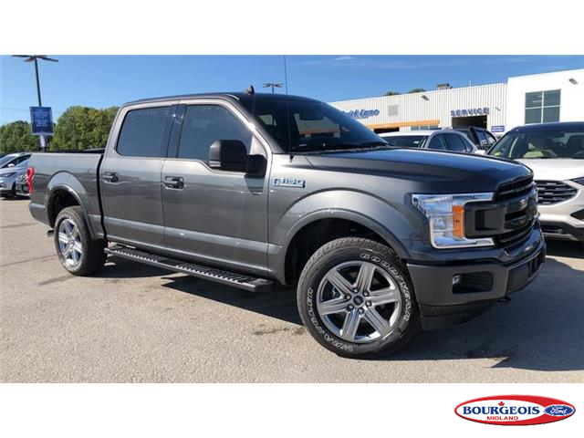 2019 Ford F-150 XLT (Stk: 19T964A) in Midland - Image 1 of 17