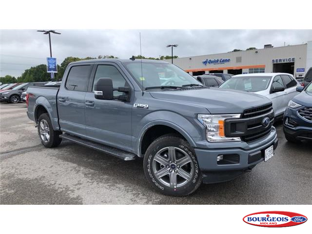 2019 Ford F-150 XLT (Stk: 19T857) in Midland - Image 1 of 18