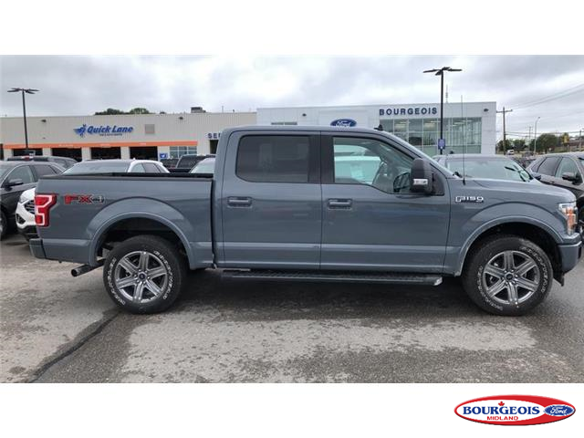 2019 Ford F-150 XLT (Stk: 19T857) in Midland - Image 2 of 18