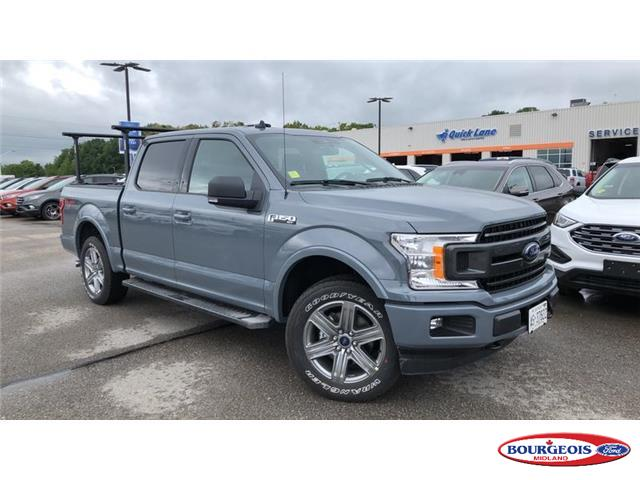 2019 Ford F-150 XLT (Stk: 19T1036) in Midland - Image 1 of 17
