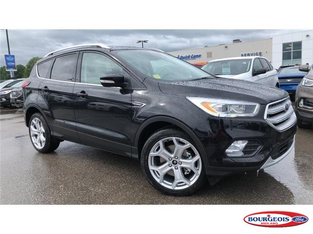 2019 Ford Escape Titanium (Stk: 19T1044) in Midland - Image 1 of 20