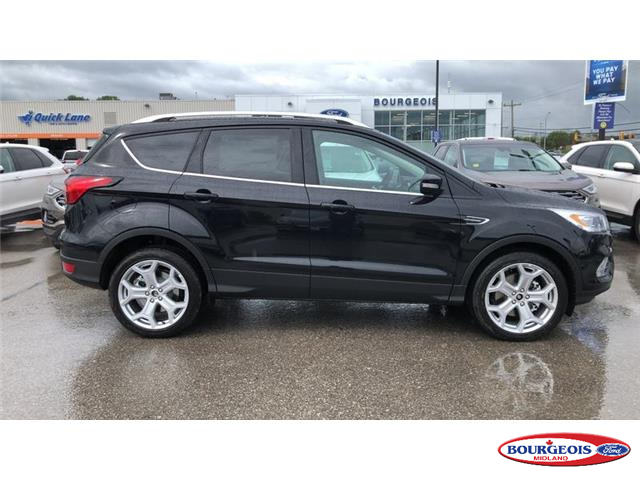 2019 Ford Escape Titanium (Stk: 19T1044) in Midland - Image 2 of 20