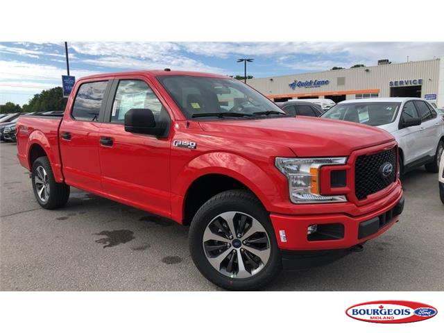 2019 Ford F-150 XL (Stk: 19T1065) in Midland - Image 1 of 14