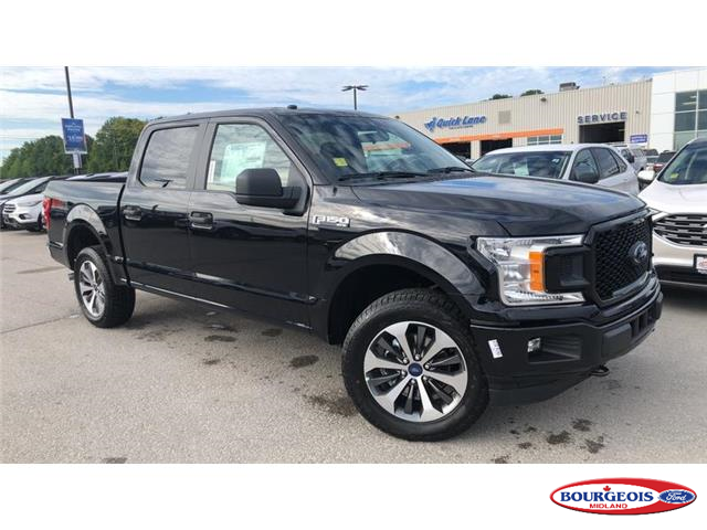 2019 Ford F-150 XL (Stk: 19T1063) in Midland - Image 2 of 16